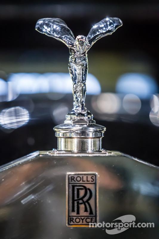 Spirit of Ecstasy sulla Rolls-Royce Phantom II Continental