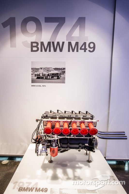 motor do 1974 BMW M49