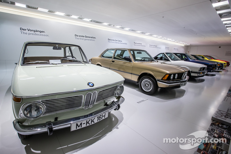 1966 BMW 1600 and BMW 3 Series