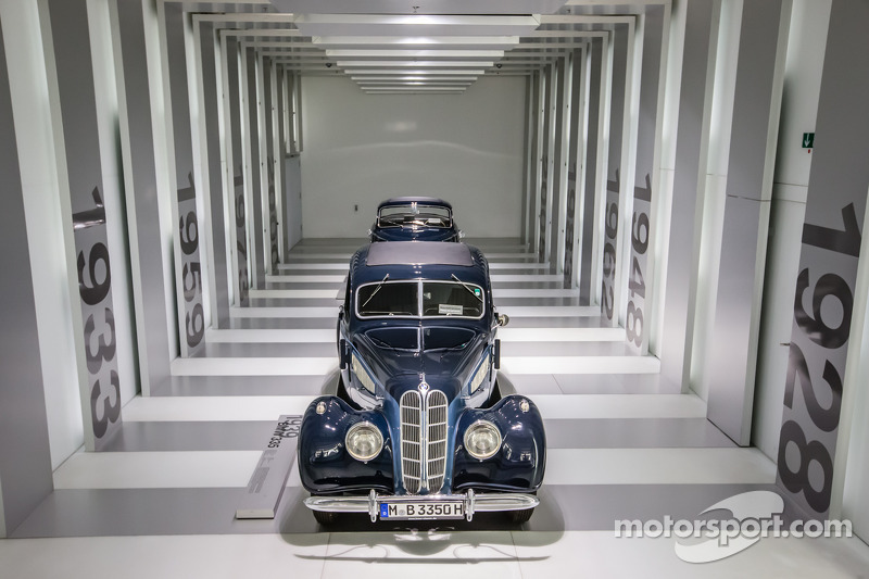 1939 Bmw 335 At Visit Of Bmw Museum Munich