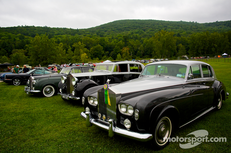 Sunday in the Park Concours con Rolls Royce