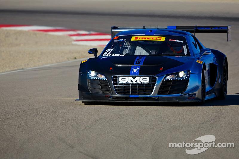 #21 GMG Racing 奥迪 R8 LMS Ultra: 安德鲁·帕默