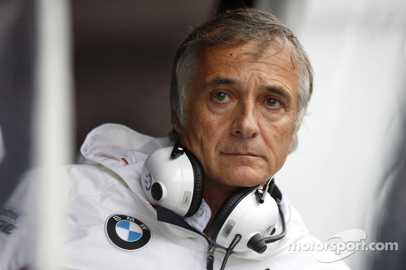 Charly Lamm, Team manager BMW Team Schnitzer