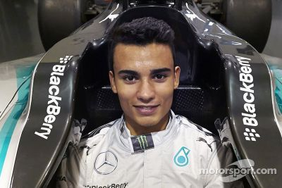 Pascal Wehrlein announced as Mercedes AMG F1 reserve driver