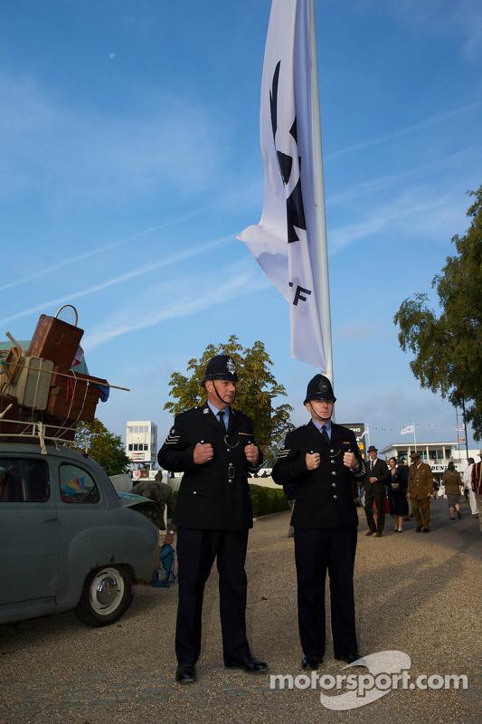 Policia britânica
