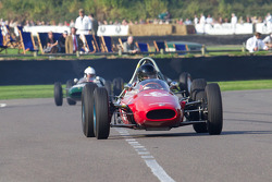 杰森·怀特-1964- 德灵顿·弗朗西斯 ATS GP赛车