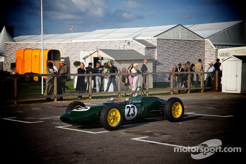 'Lonely' Lotus-Climax 21