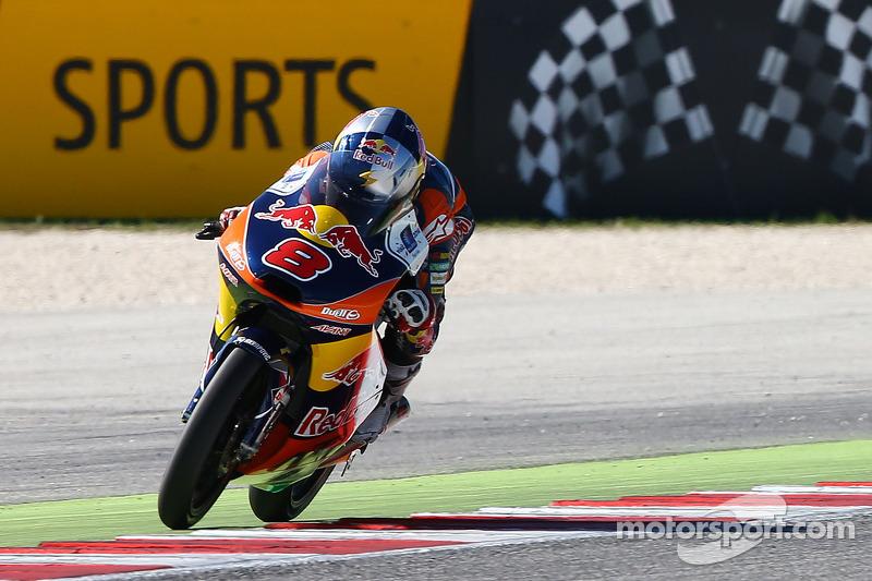 #8 Jack Miller (Moto3) - 2014