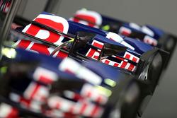 Front wings, Scuderia Toro Rosso