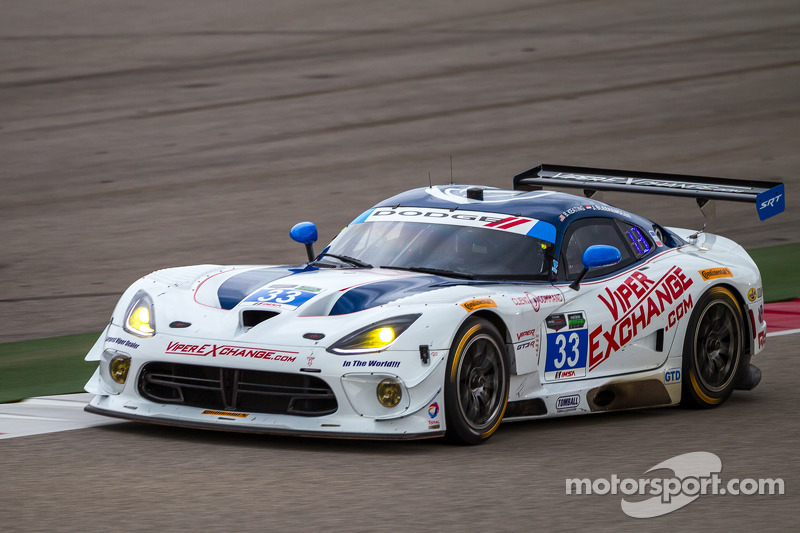 #33 Riley Motorsports Dodge Viper SRT: Jeroen Bleekemolen, Ben Keating