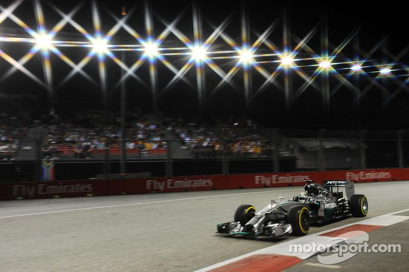 GP Singapura 2014