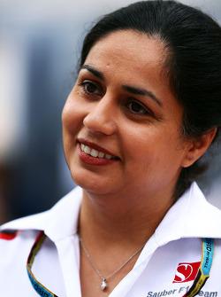 Monisha Kaltenborn, Sauber Takım Müdürü
