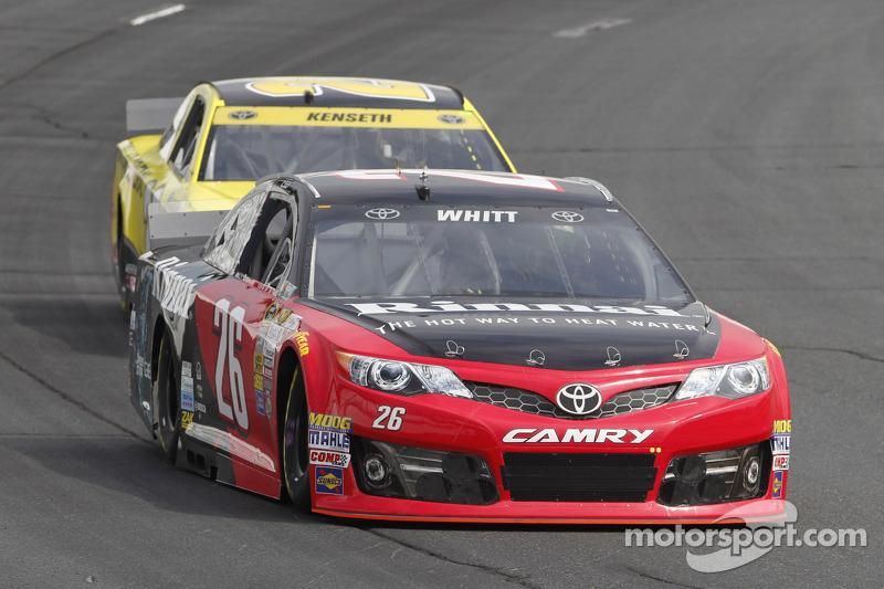 Cole Whitt, Toyota