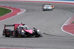 #42 OAK Racing Ligier HPD: Gustavo Yacaman, Alex Brundle