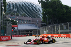 Kimi Raikkonen, Ferrari F14-T