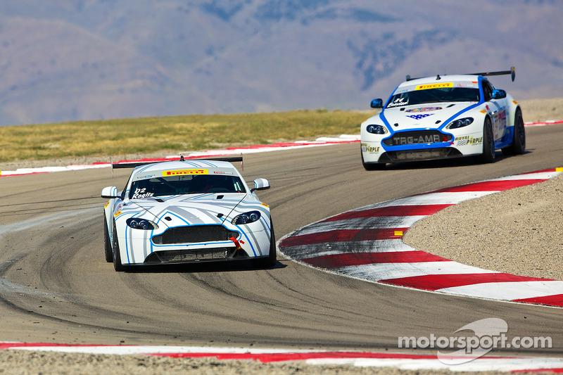 #02 TRG-AMR Aston Martin GT4: Drew Regitz