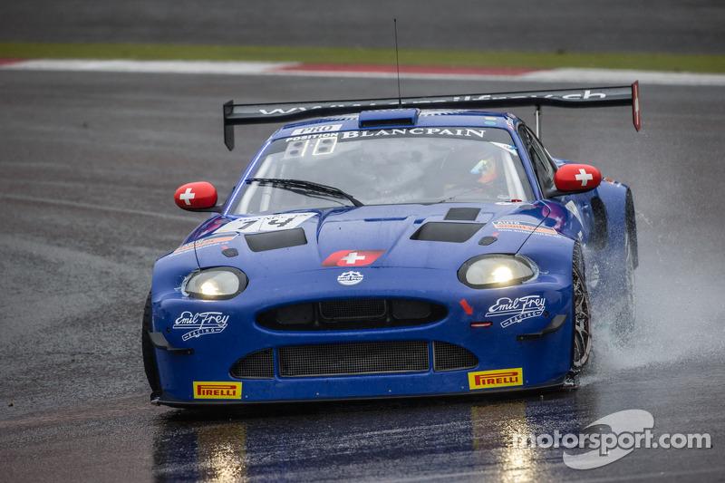 #14 埃米尔·弗莱 Racing G3 捷豹: 乔纳森·赫希, 加布里埃尔莱·加德尔, 弗雷迪·巴斯, 埃米尔·弗莱