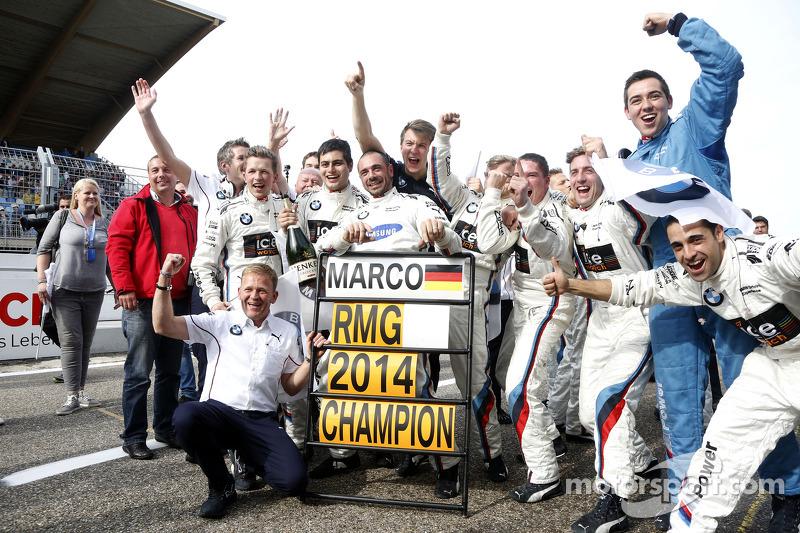 2014年冠军车队,宝马车队RMG
