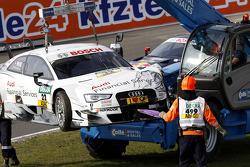尼克·穆勒, 罗斯伯格-奥迪运动车队,奥迪 RS 5 DTM,撞车之后