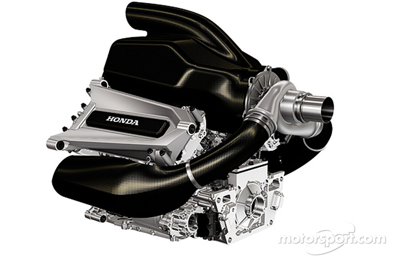 Honda Formula 1 power unit per la stagione 2015