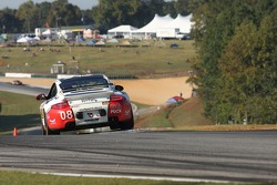 #08 Rebel Rock MBRP Racing Porsche 997: Martin Barkey, Kyle Marcelli