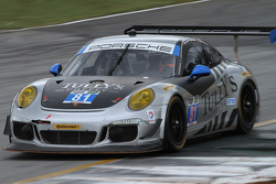 #81 GB Autosport 保时捷 911 GT America: 本·巴克, 达米恩·福克纳, 菲利普·恩格