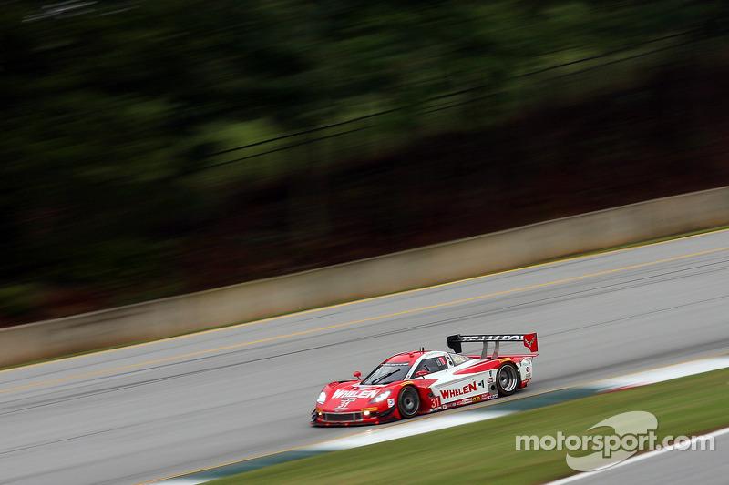 #31 Marsh Racing Corvette DP: Eric Curran, Boris Said, Max Papis