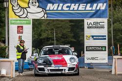 Romain Dumas,和Denis Giraudet, 保时捷 911