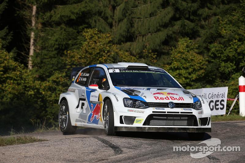 #21: Rallye Frankreich 2014