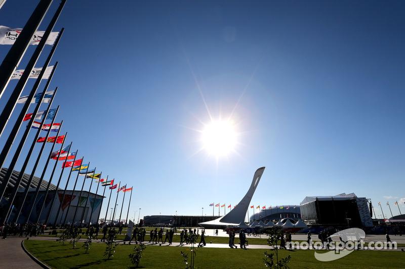 Impressionen aus Sochi