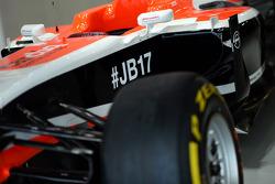 Marussia F1 Takımı MR03, Jules Bianchi, Marussia F1 Takımı