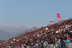 ГП России, Воскресная гонка.
