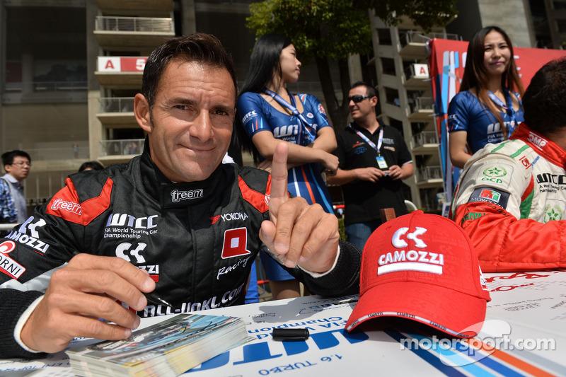 Gianni Morbidelli, Chevrolet Cruze RML TC1, ALL-INKL_COM Münnich Motorsport