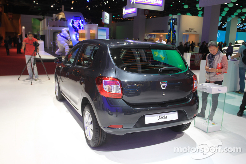 Dacia Sandero Blacktouch