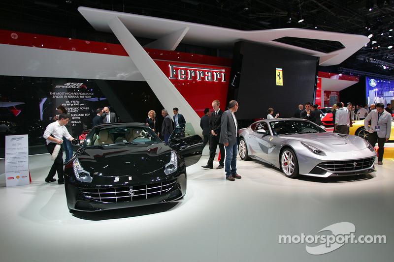 Ferrari Sergisi