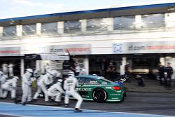 Boxenstopp, Augusto Farfus, BMW Team RBM, BMW M34 DTM