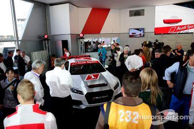 Audi TT Cup presentatie