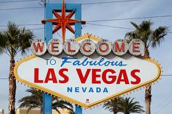 Logo: Welcome to Las Vegas