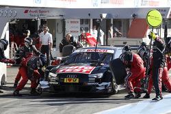 Pitstop, Timo Scheider, Audi Sport Takımı Phoenix Audi RS 5 DTM