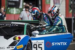#95 NSC Motorsports Lamborghini LFII: Peter Kox, Nicky Catsburg