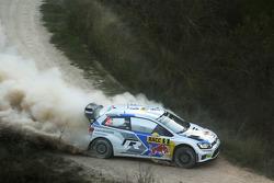 Andreas Mikkelsen ve Ola Floene, Volkswagen Polo WRC, Volkswagen Motorsport