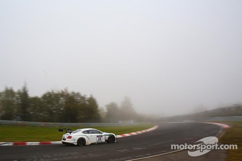 #28 宾利 Motorsport 宾利 Continental GT3: 斯蒂文·凯恩, 安迪·梅里克, 盖·史密斯