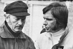 Colin Chapman und Emerson Fittipaldi
