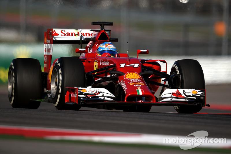 2014: Ferrari F14 T