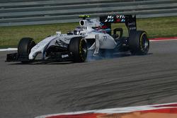 Verbremser: Valtteri Bottas, Williams FW36