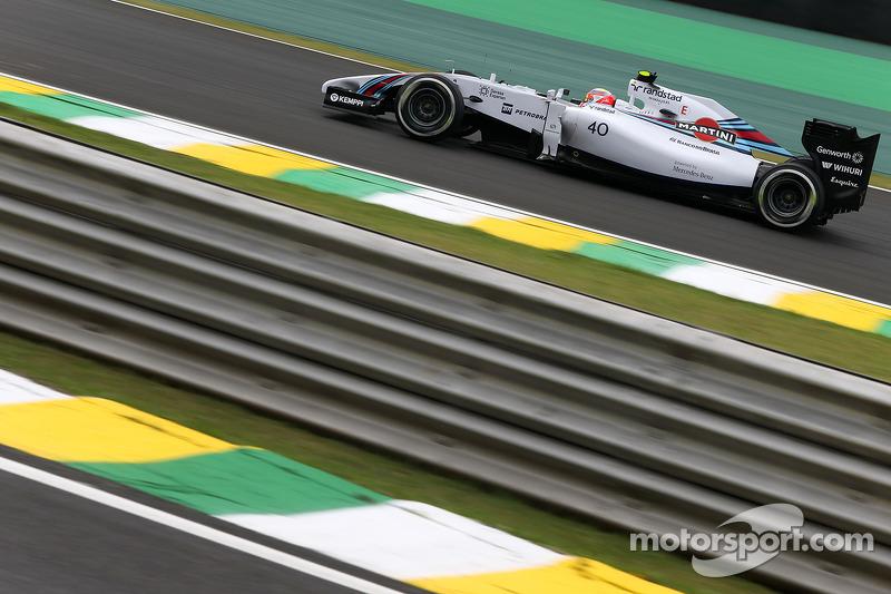 Felipe Nasr, Üçüncü Pilotu, Williams F1 Takımı 07
