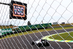 Felipe Massa, Williams FW36, durante una práctica del Safety Car Virtual