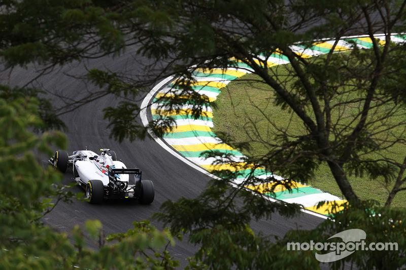 Valtteri Bottas en Interlagos