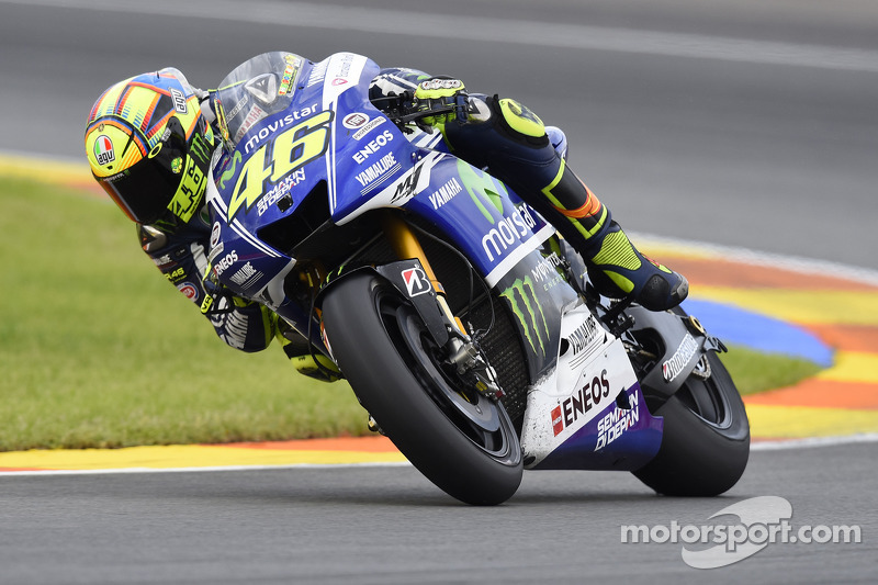 Valenteno Rossi, Yamaha Factory Racing