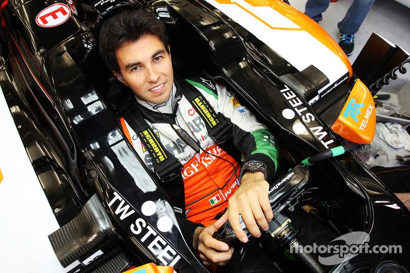 Sergio Perez, Sahara Force India (2014)